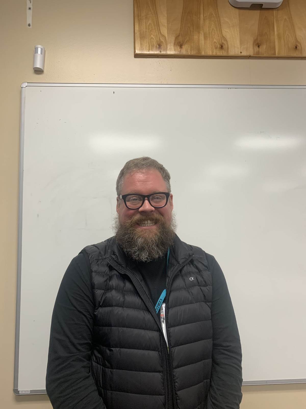 Teacher Spotlight: Mr. Vermeire